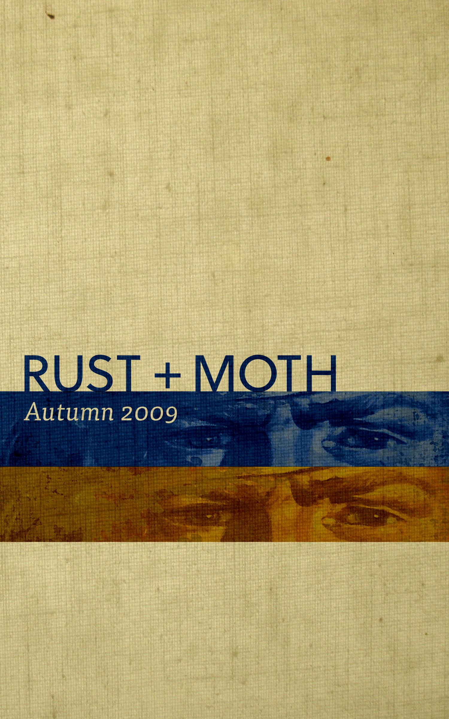 Autumn 2009 Cover