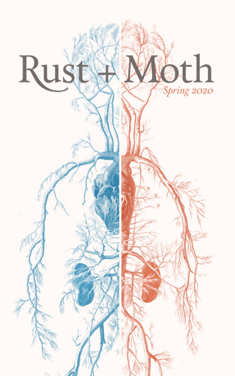 Rust and Moth Spring 2020 Cover