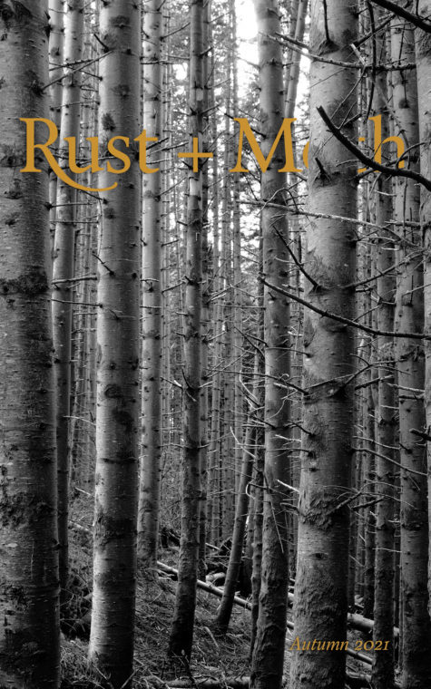 Rust and Moth Autumn 2021 Cover
